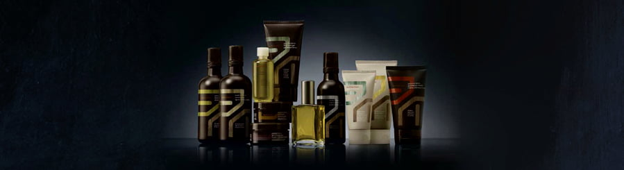 Cosmetics for Men by Aveda