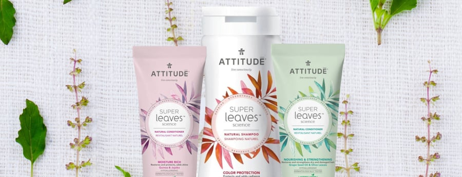 ATTITUDE - Natural, Planet-friendly Hair Care