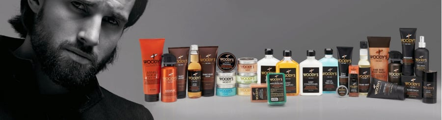 Woody´s - Quality Cosmetics for Men