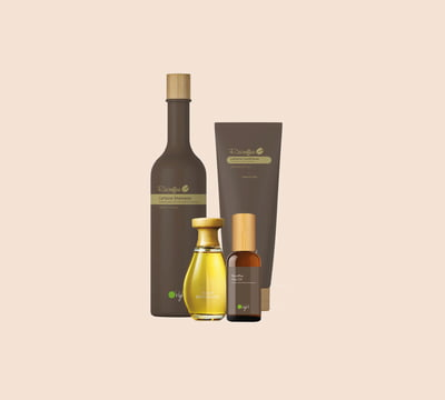 Minimises Hair Loss & Strengthens the Roots