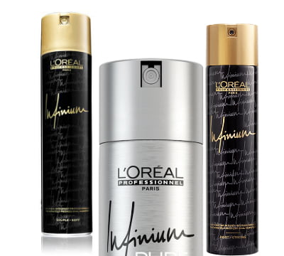 Styling by L'Oréal Professionnel