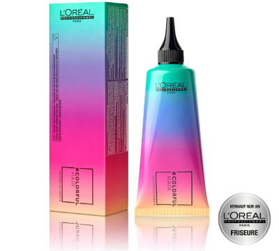 #Colorfulhair by L'Oréal Professionnel