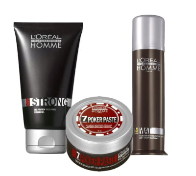 Homme Styling by L'Oréal Professionnel