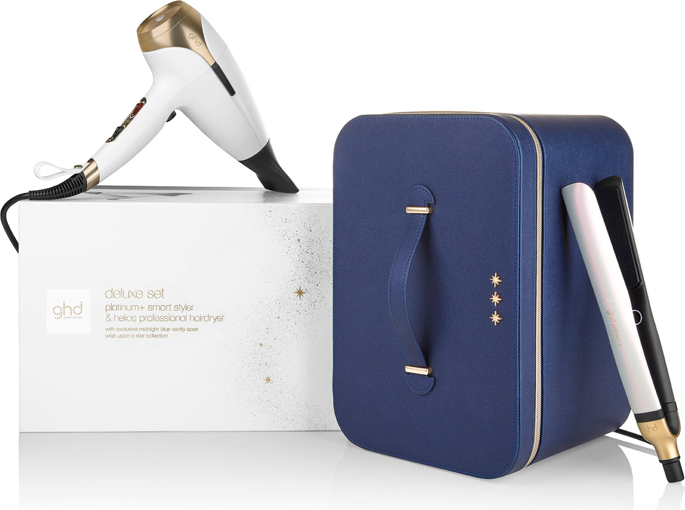 Ghd Wish Upon A Star Deluxe Set 1 Set Labelhair Europe
