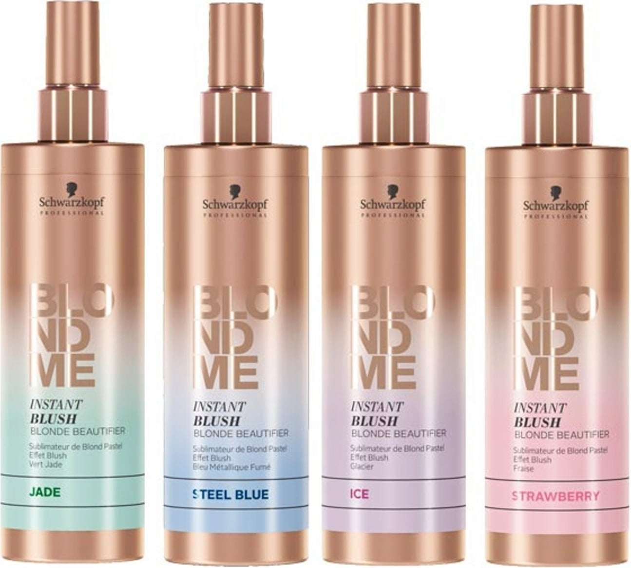 Schwarzkopf Blondme Instant Blushes Labelhair Onlineshop