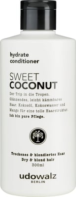 Udo Walz SWEET COCONUT Hydrate Conditioner