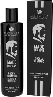 Alkemilla Made for Man 2in1 Shampoo & Duschgel - 300 ml
