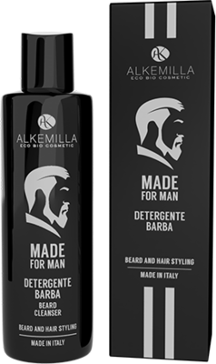 Alkemilla Made for Man Bart Reiniger - 100 ml