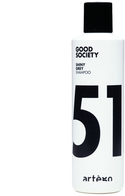 Artego Good Society Shiny Grey Shampoo - 250 ml