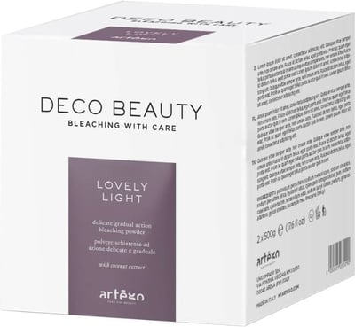 Artego LovelyLight Blondierpulver - 1 kg