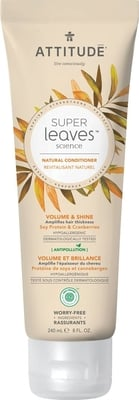Attitude Super Leaves Conditioner Volume & Shine - 240 ml