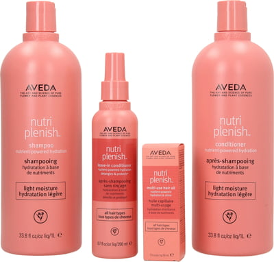 Aveda Nutriplenish Light Set Big - 1 Set