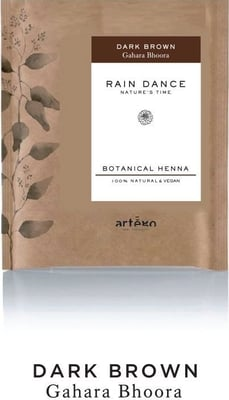 Botanical Henna Pflanzenhaarfarbe Dark Brown - 300 g