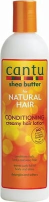 Shea Butter - Conditioning Creamy Hair Lotion - 355 ml