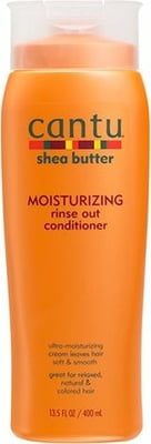 Shea Butter - Moisturizing Rinse Out Conditioner - 400 ml