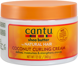 Shea Butter Natural Coconut Curling Creme - 340 g