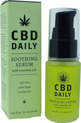 CBD Daily Soothing Serum - 20 ml