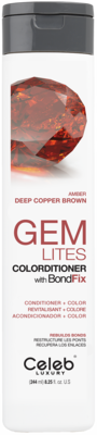 Celeb Luxury Gem Lites Colorditioner Amber - 244 ml