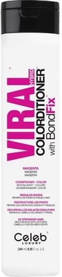 Celeb Luxury VIRAL Colorditioner Vivid Magenta - 244 ml
