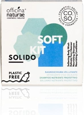 CO.SO Soft Kit- Feste Kosmetik in Reisegröße