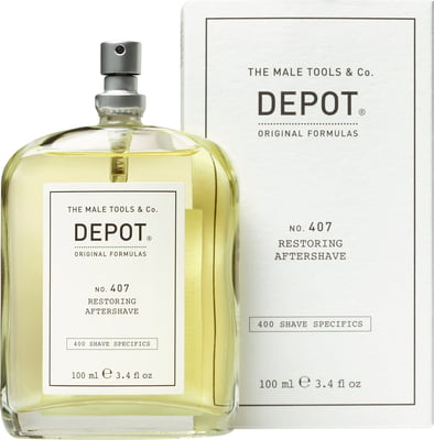 Depot No.407 Restoring Aftershave - 100 ml
