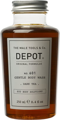 Depot No.601 GENTLE BODY WASH dark tea - 250 ml