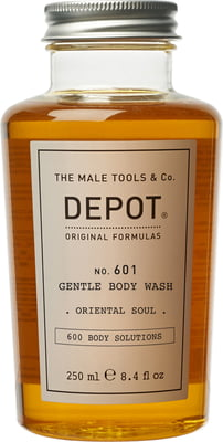 Depot No.601 GENTLE BODY WASH oriental soul - 250 ml