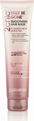 Secrets de Provence Frizz Be Gone Smoothing Hair Mask  - 150 ml