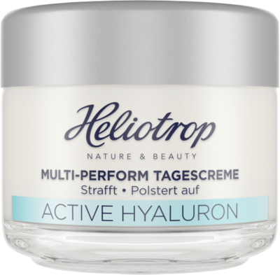 Heliotrop ACTIVE HYALURON Multi-Perform Tagescreme - 50 ml