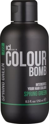 id Hair Colour Bomb Spring Green 722 - 250 ml