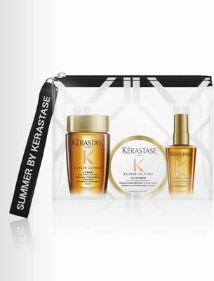 Kérastase Elixier Ultime Summer Travel Set - 1 Set