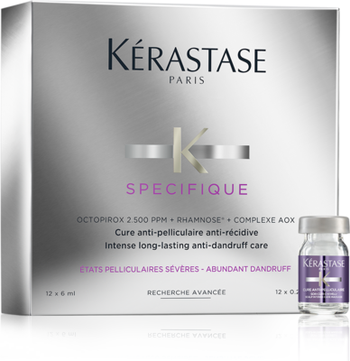 Kérastase Special Cure Anti Dandruff Purple 12-6ml - 12 ml