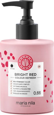 Maria Nila Colour Refresh 0.66 Bright Red