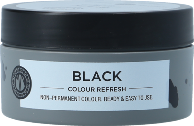 Maria Nila Colour Refresh 2.00 Black - 100 ml