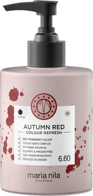Maria Nila Colour Refresh 6.60 Autumn Red