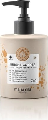 Maria Nila Colour Refresh 7.40 Bright Copper - 300 ml