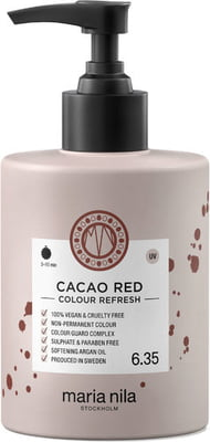 Maria Nila Colour Refresh 6.35 Cacao Red