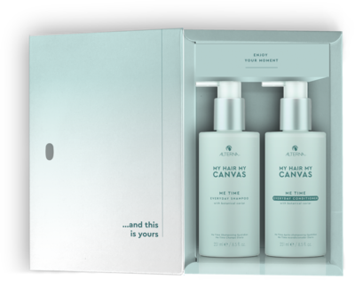 My Hair My Canvas Me Time X-Mas Duo - 1 set.