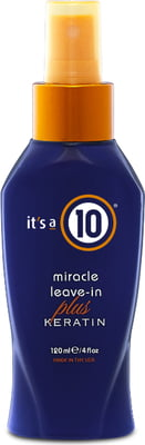 Miracle Leave In-Conditioner plus Keratin - 120 ml