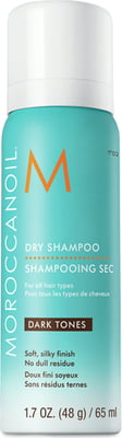 Moroccanoil Dry shampoo for dark hair - 65 ml