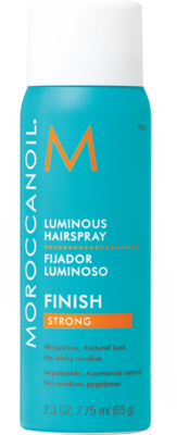 Moroccanoil Luminöses Haarspray Strong - 75 ml