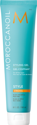 Moroccanoil Styling Gel Strong - 180 ml