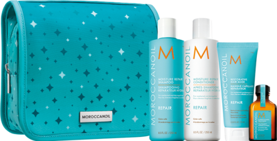 Moroccanoil X-Mas 2020 Promotion Repair  - 1 Set