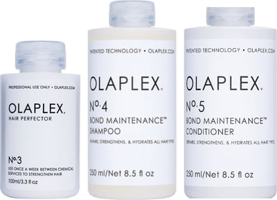 Olaplex Pflegeset No.3 & No.4 & No.5 - 1 Set