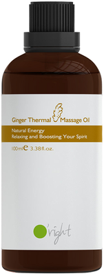 O'right Ginger Thermal Massage Oil - 100 ml
