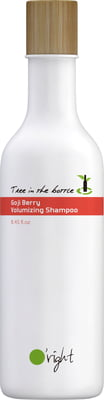 Goji Berry Volumizing Shampoo - tree in the bottle - 250 ml