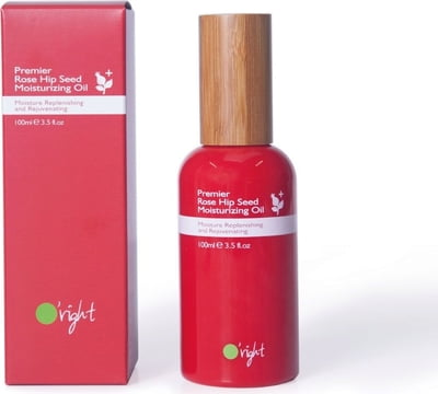 O'right Premier Rose Hip Seed Moisturizing Oil - 100 ml