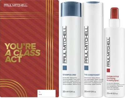 Paul Mitchell Holiday Classic Trio - 1 Pc