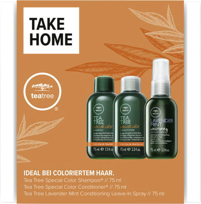 Paul Mitchell Tea Tree Special Color Take Home Kit - 1 Stk