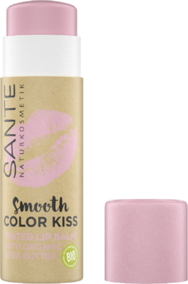 Sante Smooth Color Kiss - 04 Soft Rosé